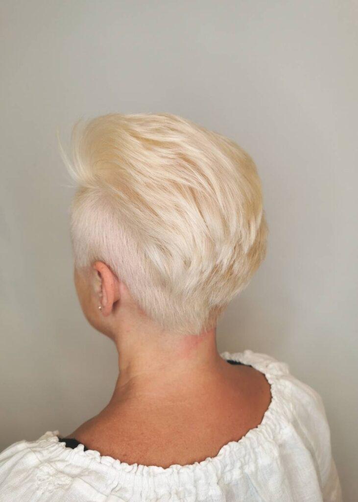 realizacja blond